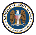 The NSA official seal image.