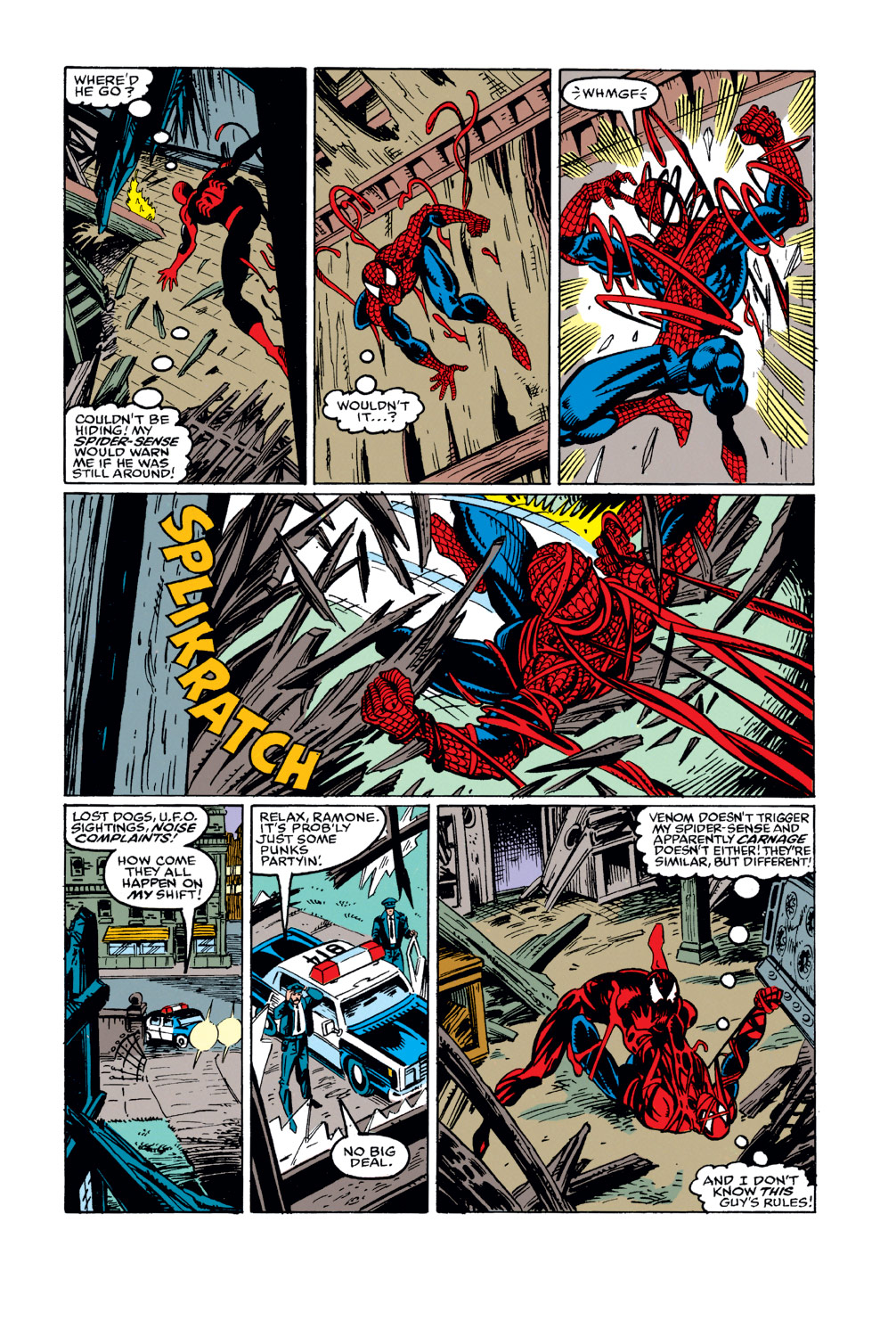 The Amazing Spider-Man (1963) 361 Page 18