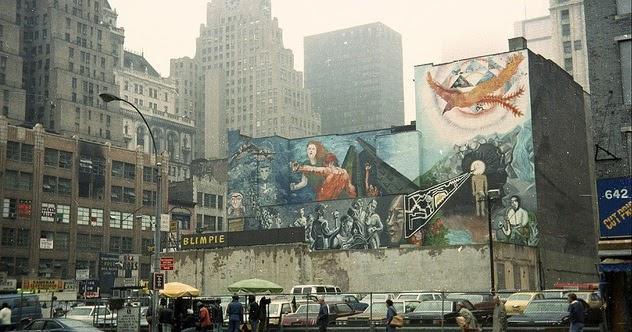 Jeremiah S Vanishing New York New York 1979