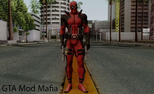 Gta San Andreas Super Heroes Skin Mod Download Pc