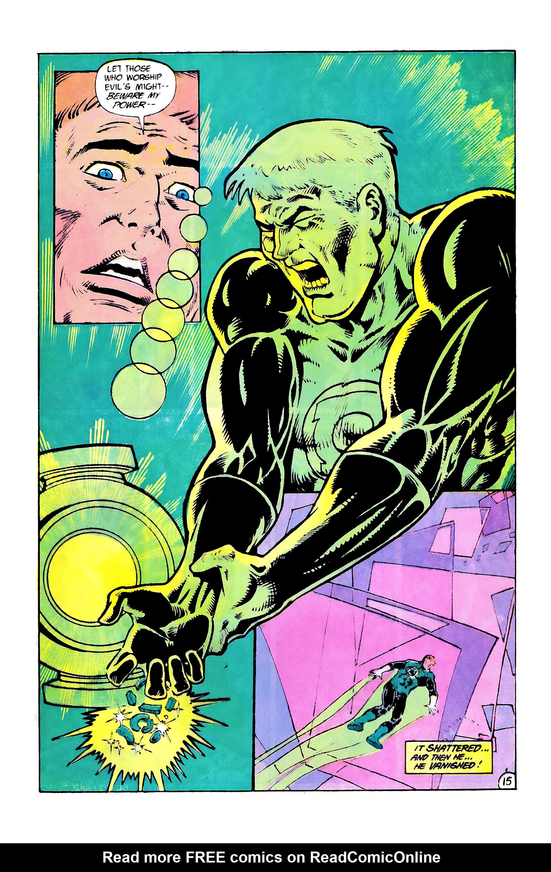 Read online Secret Origins (1986) comic -  Issue #7 - 21