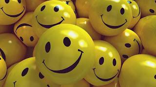Nabi saja Murah senyum