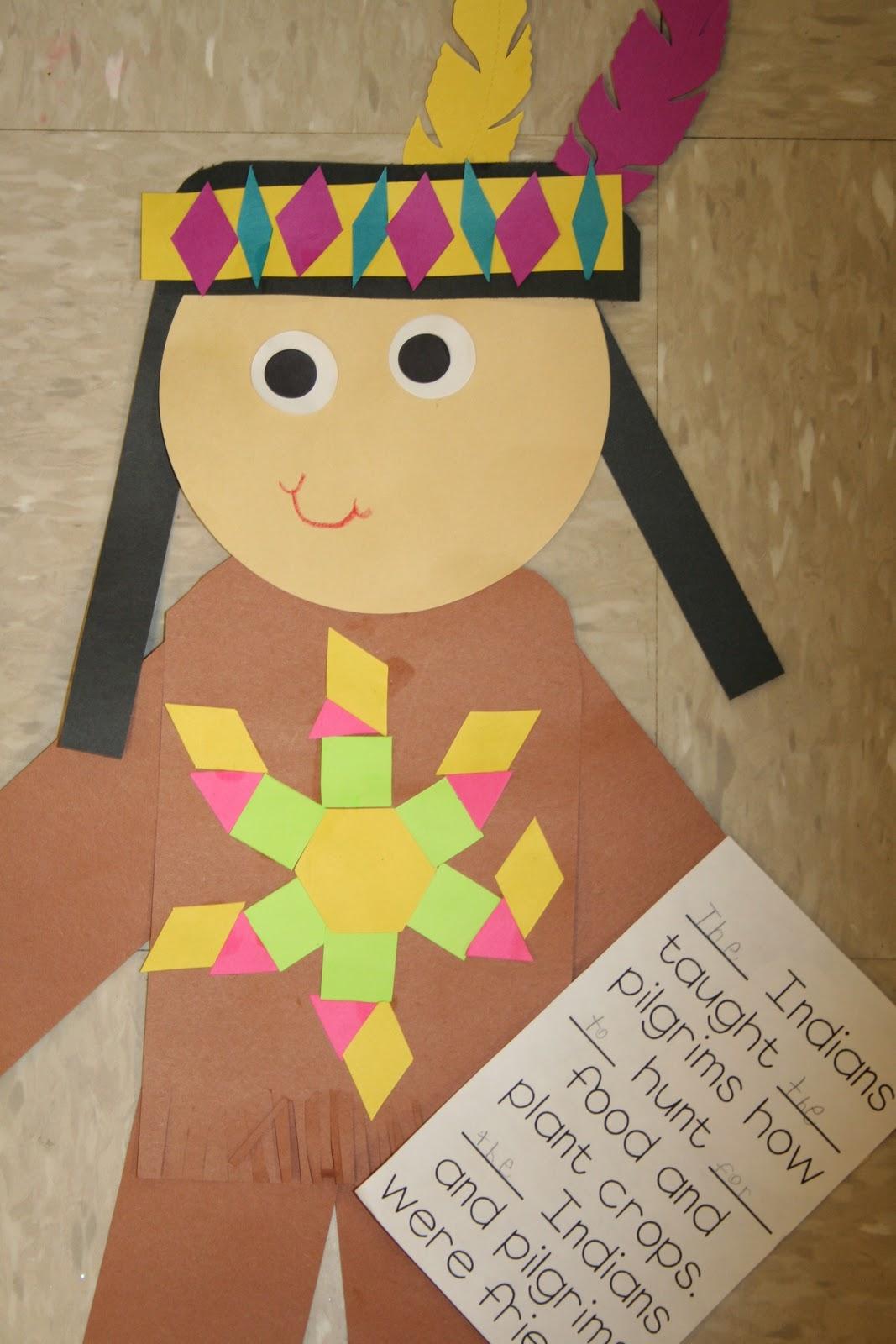 Mrs Lee S Kindergarten Thanksgiving Fun And A Freebies