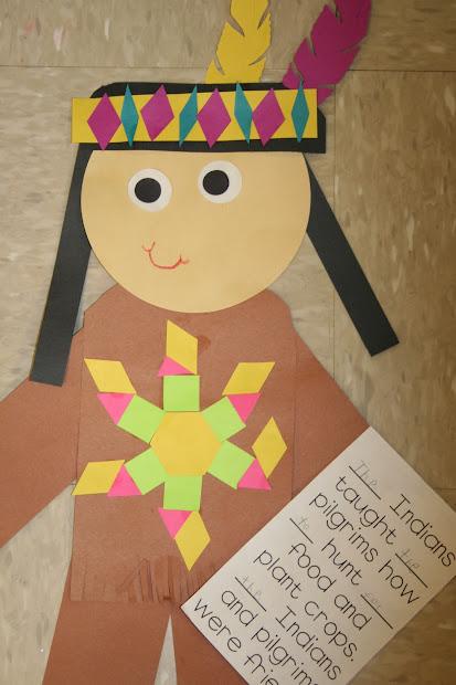 Kindergarten Thanksgiving Crafts