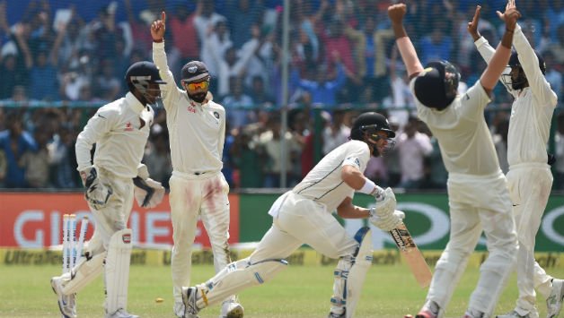 India vs New Zealand 3rd Test Match Live Scorecard 2016