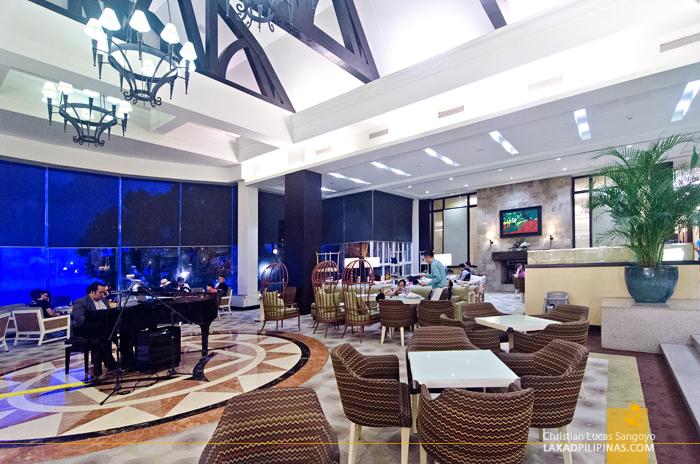 Taal Vista Hotel Lobby Lounge Restaurant