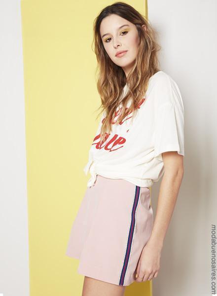 Moda primavera verano 2019 │Ropa de moda para mujer estilo urbano verano 2019.