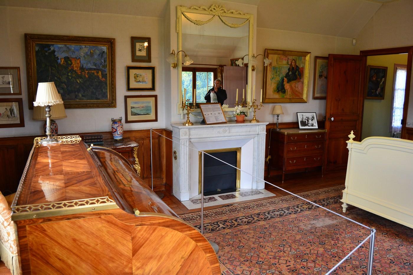 chambre de Monet