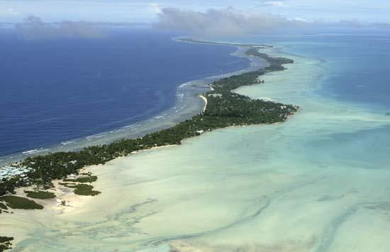 Bairiki, Capital de Kiribati
