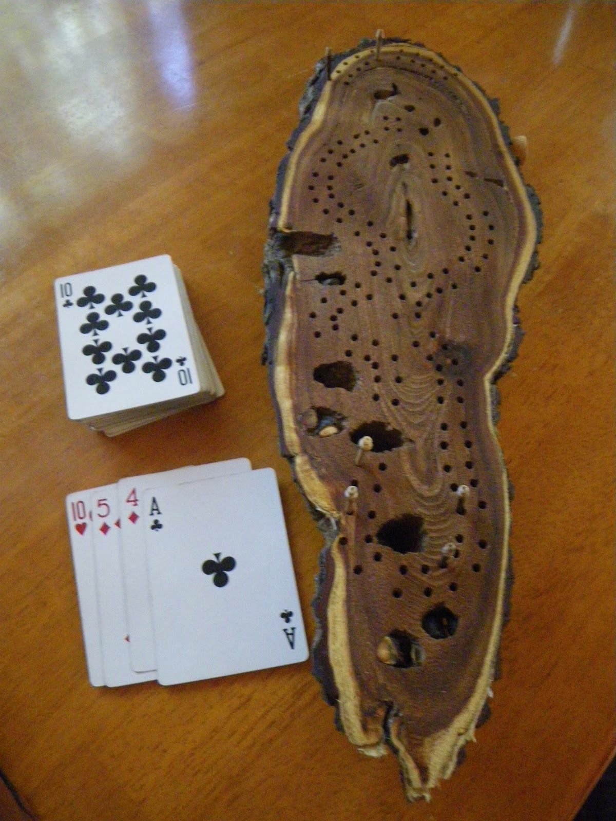 Yosemite Goat's Art and Wooden Creations: Cribbage Boards