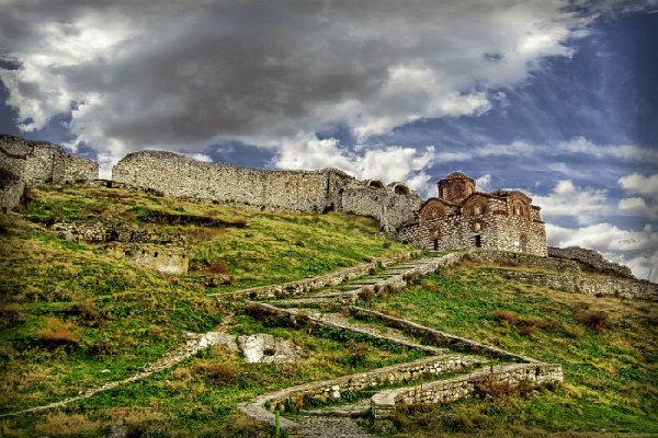 гордостта на Албанската архитектура