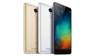 Xiaomi Redmi Note 3, smartphone, Mi