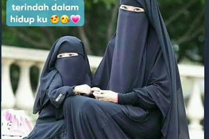 Indahnya Muslimah Terpampang dari Hijabnya