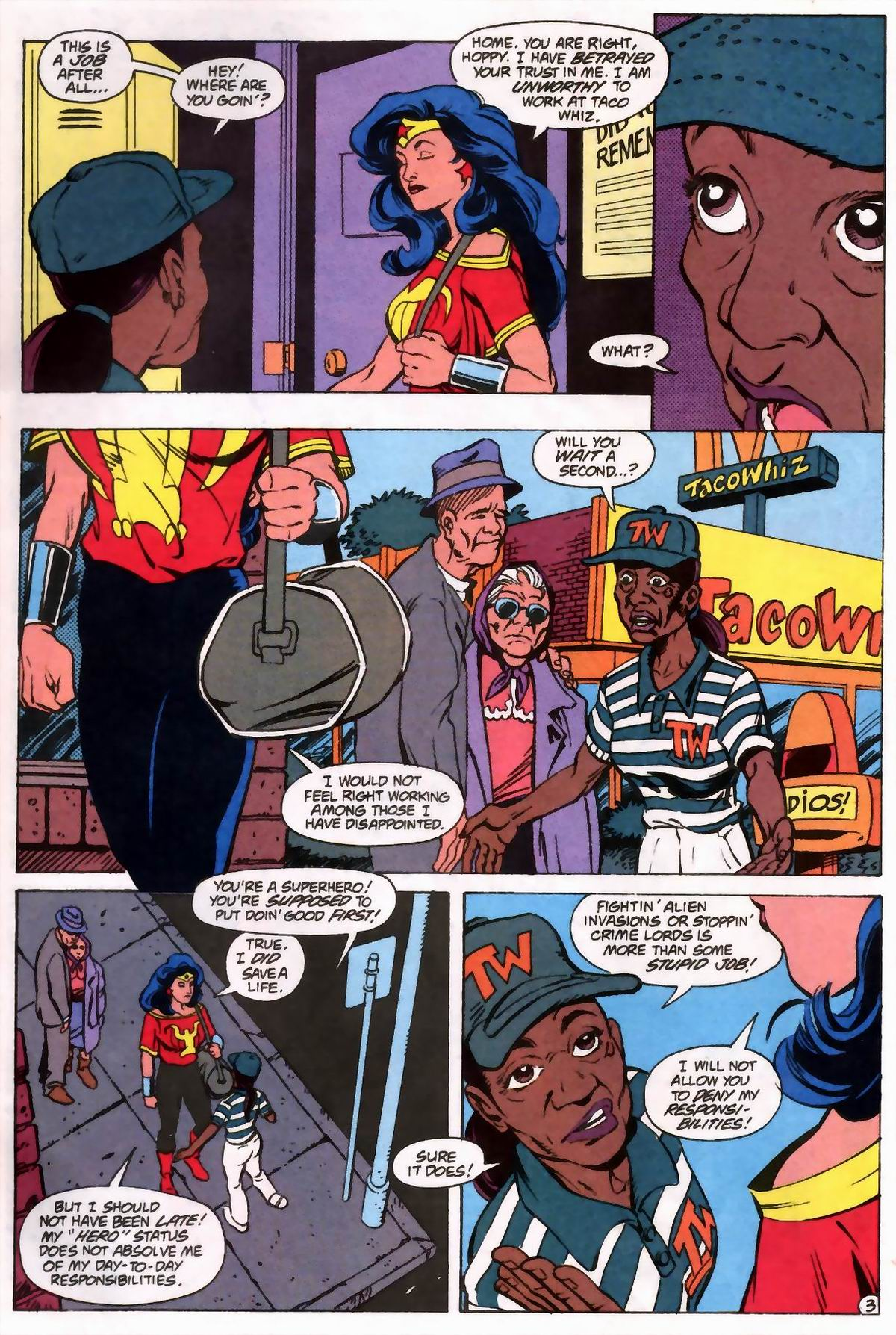 Read online Wonder Woman (1987) comic -  Issue #76 - 4