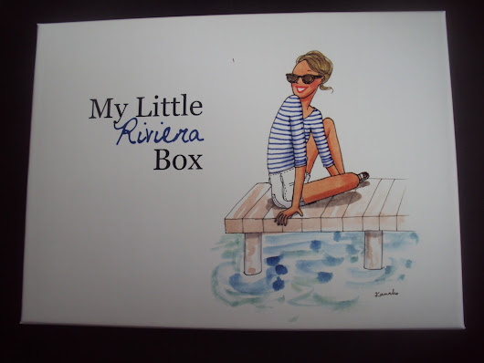 My little riviera box ! J'adooore !