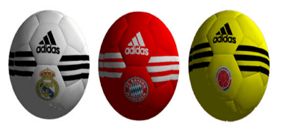 PES 6 Adidas Glider Big Balls Pack Season 2018/19