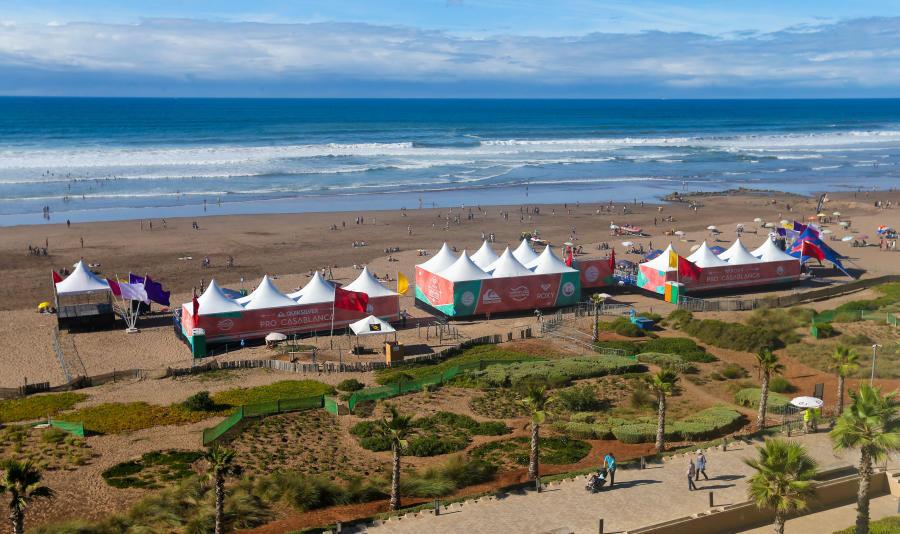 Anfaplace Pro Casablanca 2017 Teaser