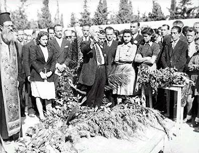 ο τάφος της ηρωίδος Ηρούς Κωνσταντοπούλου