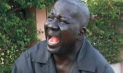 I Am Very Scared Of The Badoo Boys – Baba Suwe