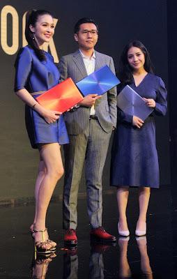 Brand ambassador ASUS ZenBook