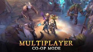 Dungeon Hunter 5 MOD APK+DATA Offline (Unlimited Mana) v3.3.0j