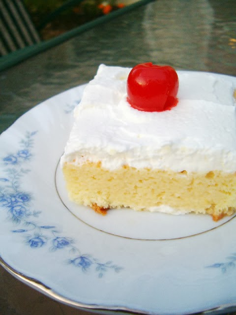 Recipes For Tres Leches Cake In Spanish