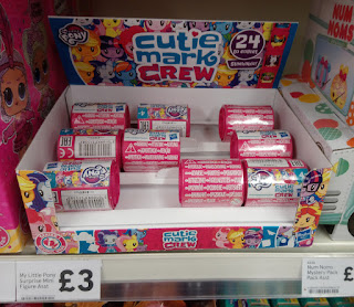 Store Finds: Cutie Mark Crew, Lots of Equestria Girls & More