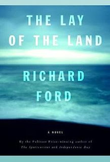 LAY OF THE LAND - BOOK COVER