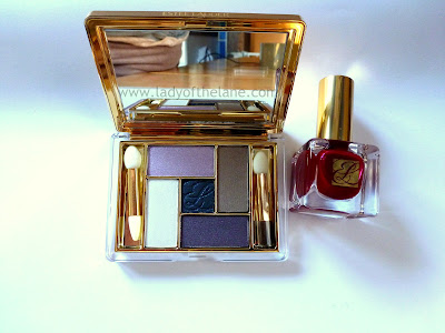 Estee Lauder Pure Crimson Collection for Holiday 2011