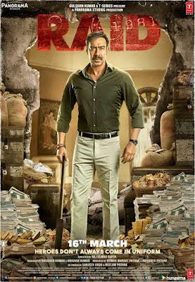 Raid 2018 Hindi pDVDRip 700MB Movie Download