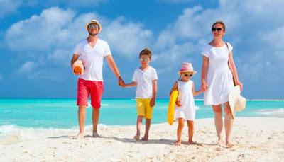 Tips Berpakaian Untuk Anak Pada Saat Liburan