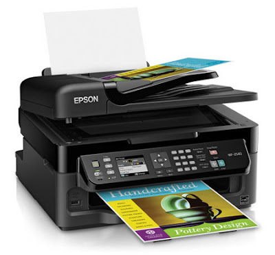 Epson WorkForce WF-2540WF Driver Download