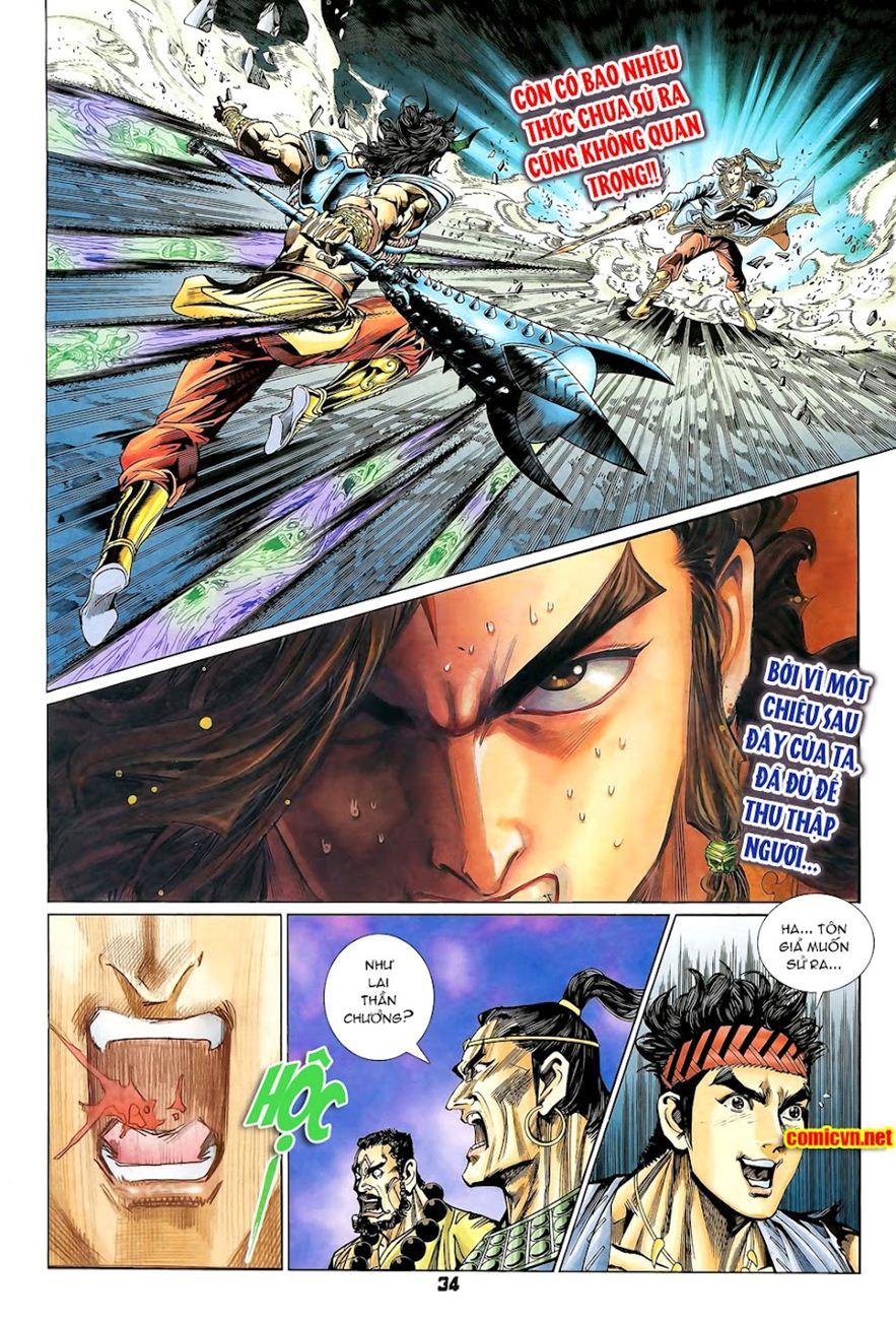 Đại Đường Uy Long chapter 84 trang 9