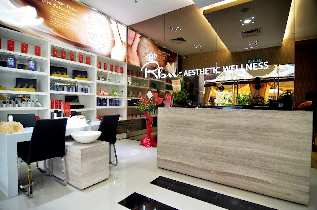 RBN Aesthetic Wellness, First Bird's Nest Wellness Centre, beauty, wellnes centre, bird's nest