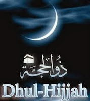 Month of Zil-Hajja