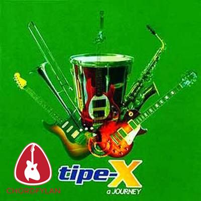 Lirik dan Chord Kunci Gitar Dugem - Tipe X