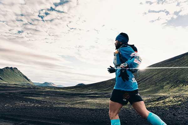 El atleta teldense Marcos Yánez correrá en Alaska para buscar donantes de Médula