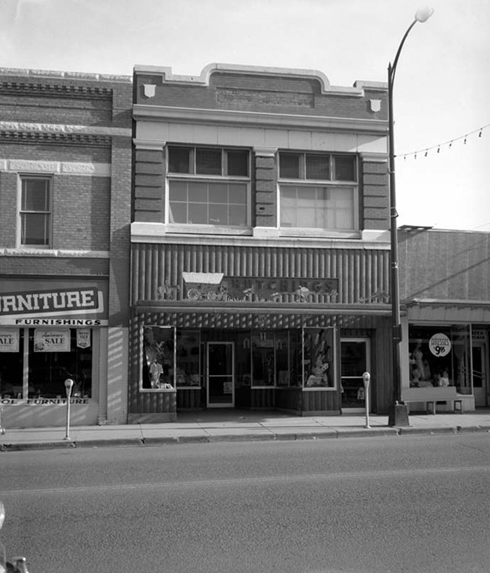 Hutchinson Hutchings Sharp Medicine Hat Alberta