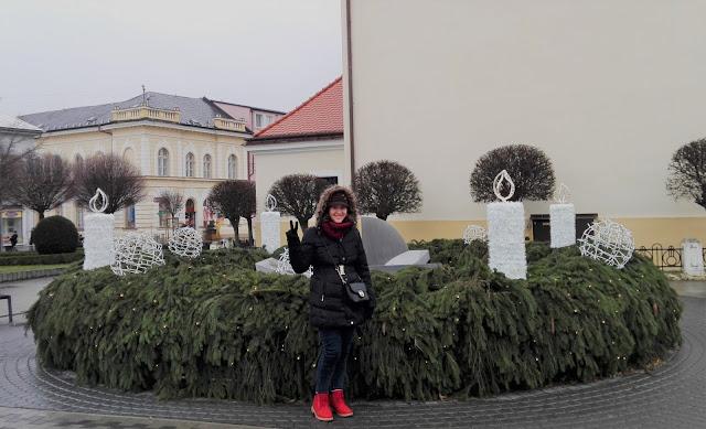 Na výlete v Bánovciach #5 vianočné trhy