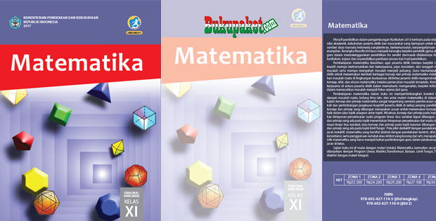 Materi Matematika Kelas 11 Kurikulum 2013 Revisi 2017