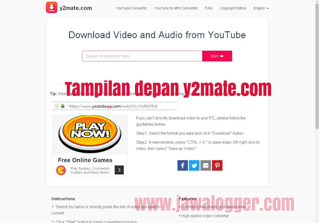 download video youtube tanpa aplikasi