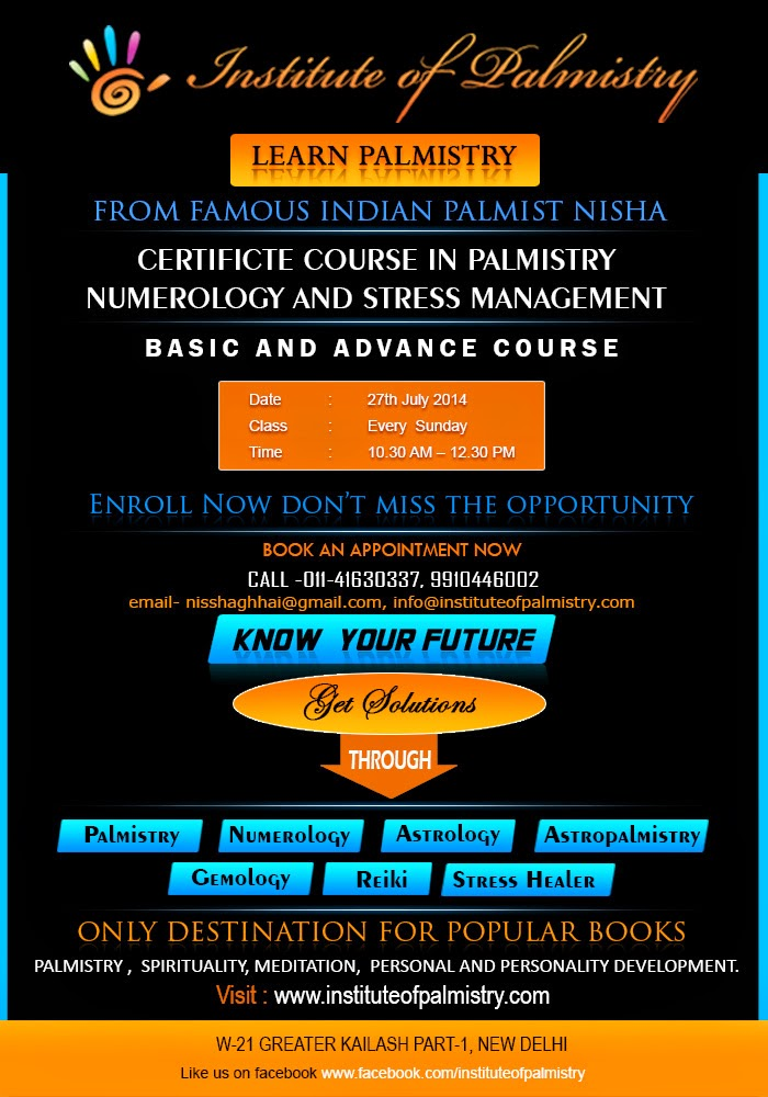 Numerology course in india