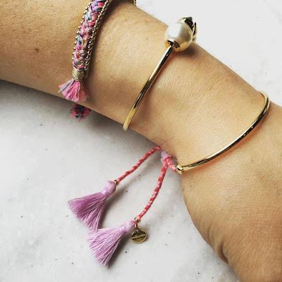 Stella & Dot Fete Bracelet