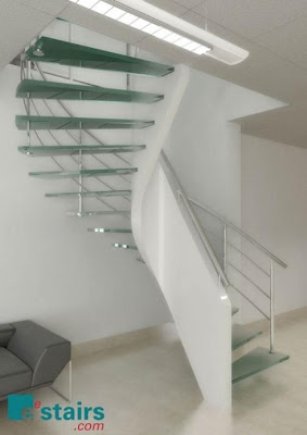 Unique Staircases and Unusual Staircase Designs (15) 7