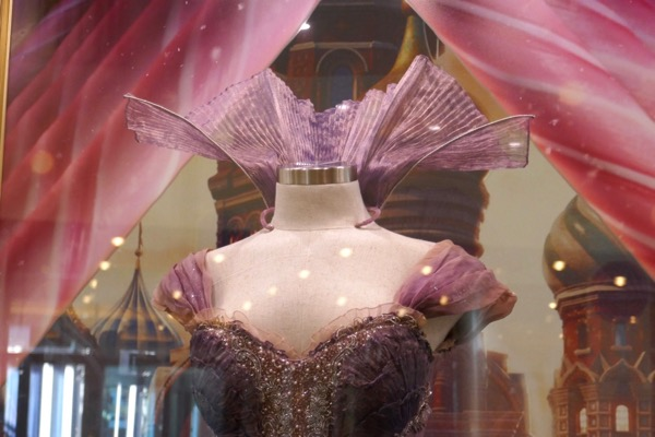 Nutcracker Four Realms Sugar Plum Fairy neck collar
