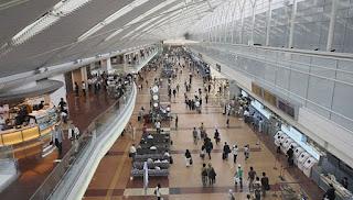 Seorang Nenek Diamankan Karena Kedapatan Membuang 100 Butir Peluru di Bandara Jepang
