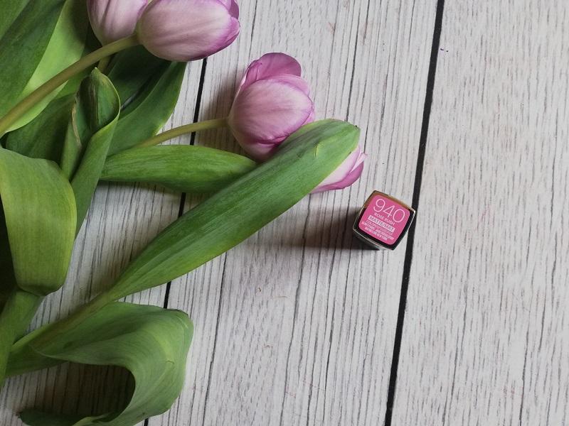 Maybelline Colorsensational Matte nr 940 Rose Rush