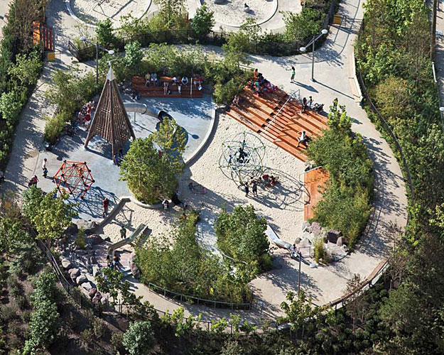 places to go playground
