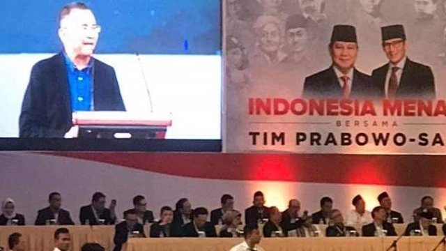 Alasan Dahlan Tinggalkan Jokowi