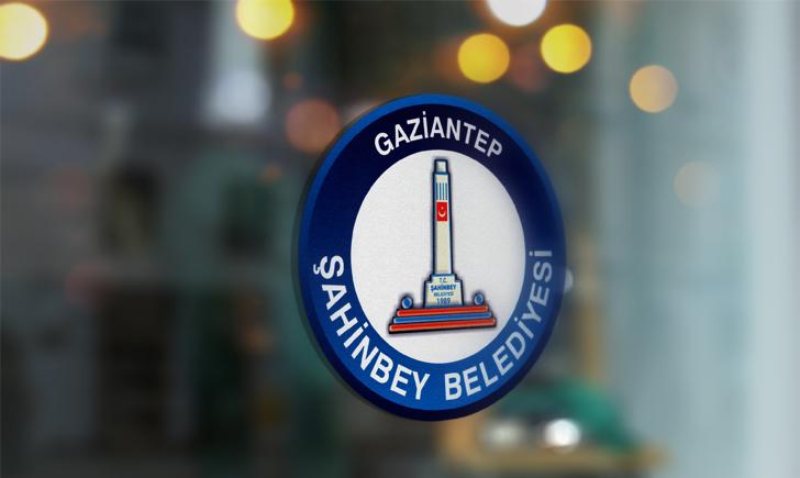 Gaziantep Şahinbey Belediyesi Vektörel Logosu